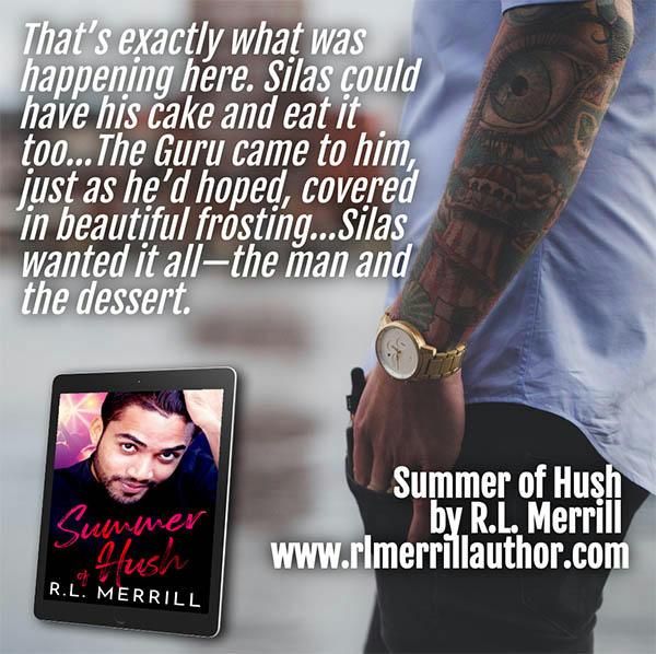 R.L. Merrill - Summer of Hush Promo 2