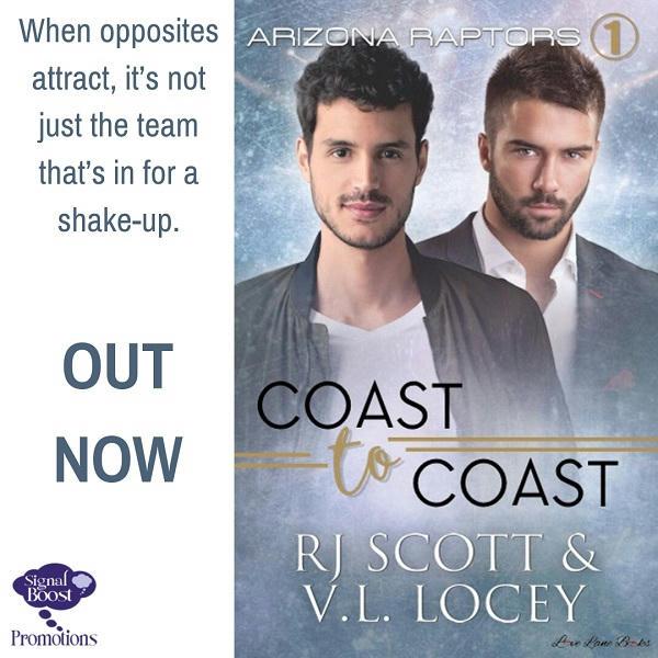 R.J. Scott & V.L. Locey - Coast to Coast INSTAPROMO-95