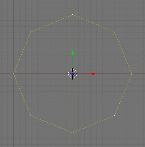[Intermédiaire] [Blender 2.4 à 2.49] Créer et intégrer son premier mesh de A à Z : 4 - Modélisation d'un vase Hjrgkjpy7gh5r596g