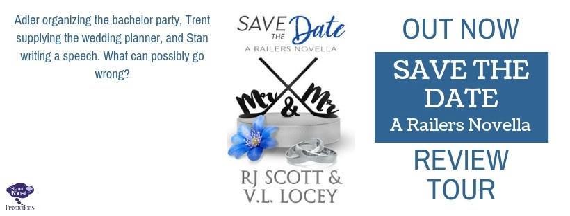 RJ Scott & V.L. Locey - Save The Date RTBANNER-50