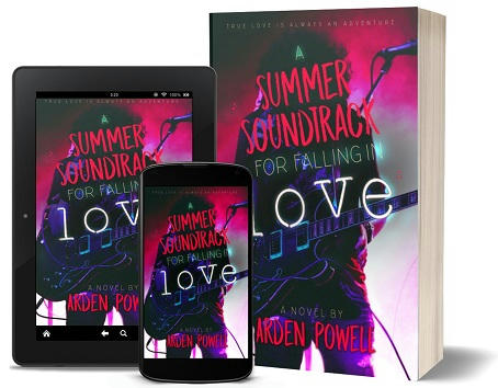 Arden Powell - A Summer Soundtrack for Falling in Love 3d Promo