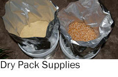 Food Storage Dry Pack