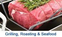 Grilling, Roasting & Seafood