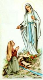 Virgen de Lourdes (Divider5)