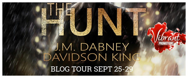 J.M. Dabney & Davidson King - The Hunt Tour Banner