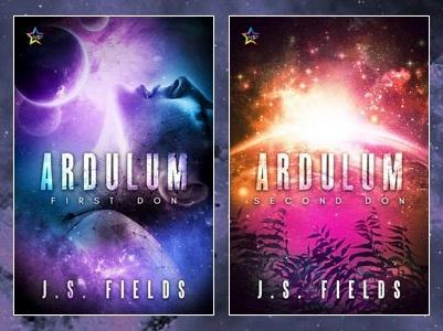 J.S. Fields - Ardulum 01 & 02 giveaway Banner