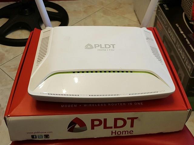 Pldt Home Fibr Router Is Super Hot Pldt