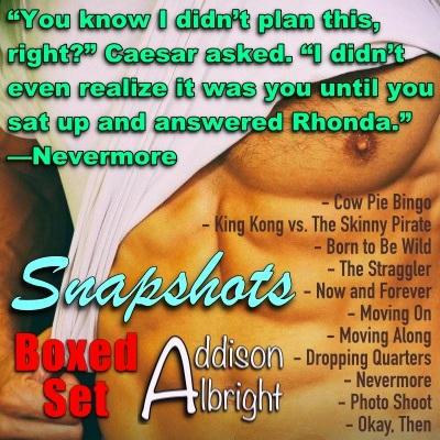 Addison Albright - Snapshots Teaser 7