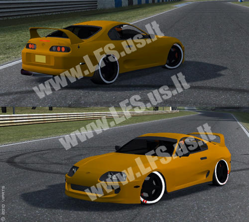 FZ - Toyota Supra MK4