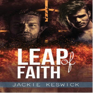 Jackie Keswick - Leap of Faith Square