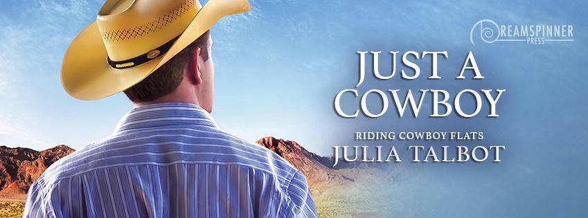 Julia Talbot - Just A Cowboy Banner