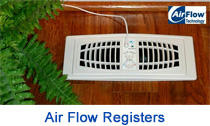 Airflow Registers