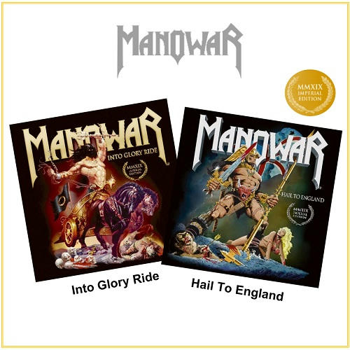 nqc4u3oemx9q1o66g - Manowar - Into Glory Ride & Hail To England [Imperial Edition] [2019] [355 MB] [MP3]-[320 kbps] [NF/FU]