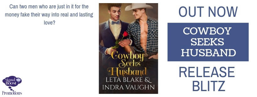 Leta Blake & Indra Vaughn - Cowboy Seeks Husband RBBanner-50