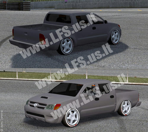 RB - Toyota Hilux