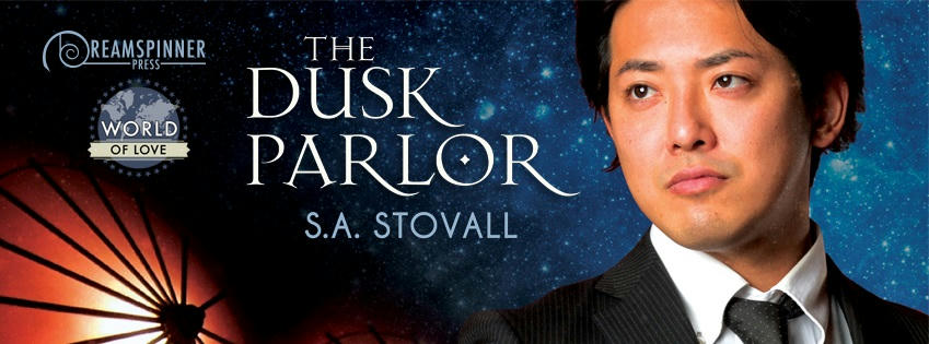 S.A. Stovall - The Dusk Parlor Banner