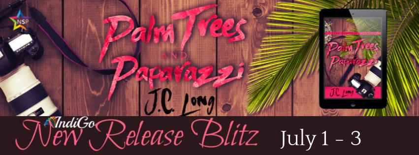 J.C. Long - Palm Trees and Paparazzi RB Banner
