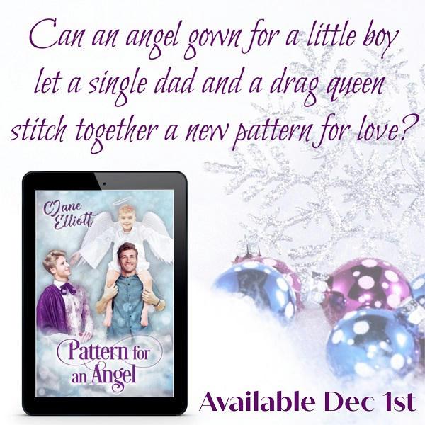 CJane Elliott - Pattern for an Angel Promo