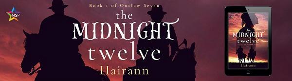Hairann May - The Midnight Twelve NineStar Banner