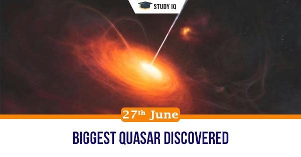 Biggest Quasar