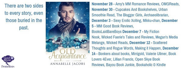 Annabelle Jacobs - Old Acquaintance TourGraphic-8