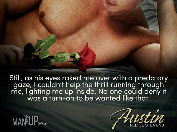 Felice Stevens - Austin Teaser 1