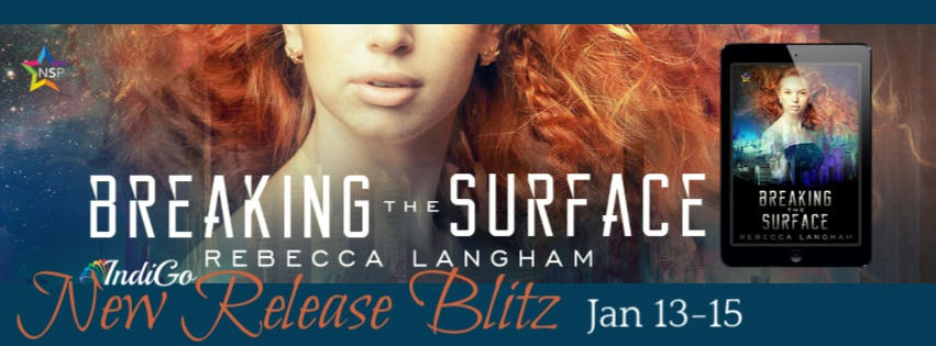 Rebecca Langham - Breaking the Surface RB Banner