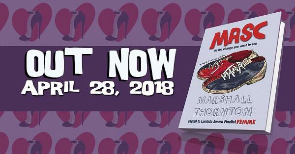 Marshall Thornton - Masc Promo