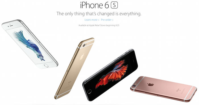 Everything You Need to Know about the Latest iPhone 6S