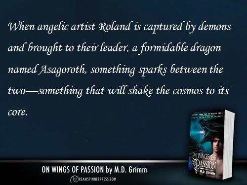 M.D. Grimm - On Wings of Passion Promo4