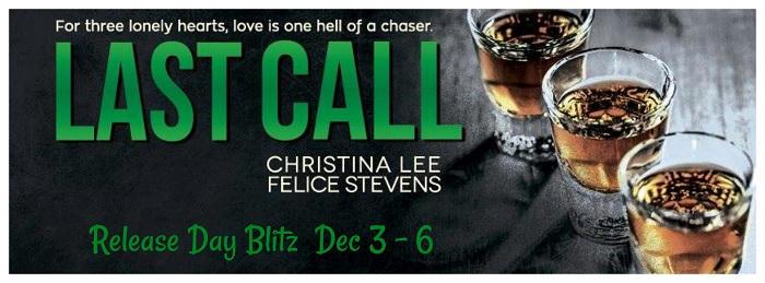 Christina Lee & Felice Stevens - Last Call RDB Banner