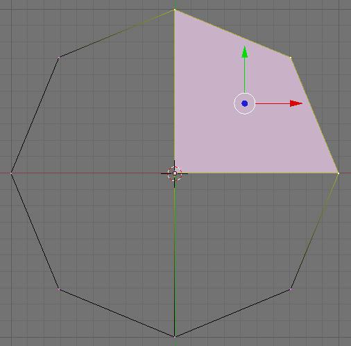 [Intermédiaire] [Blender 2.4 à 2.49] Créer et intégrer son premier mesh de A à Z : 4 - Modélisation d'un vase 48r3igj8521gl276g