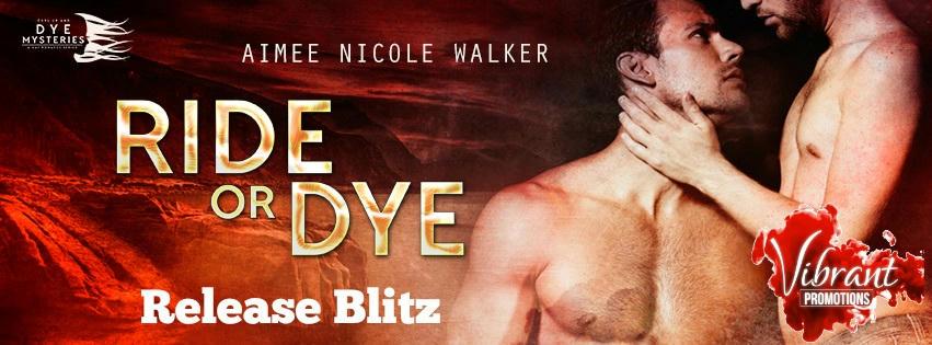 Aimee Nicole Walker - Ride or Dye RDB Banner