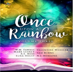 Anthology - Once Upon A Rainbow Vol Three Square