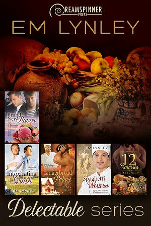 E.M. Lynley - Delectable Series Cover 1