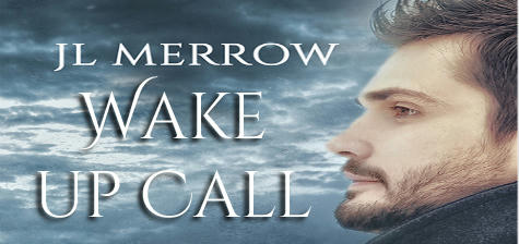 J.L. Merrow - Wake Up Call Banner 2