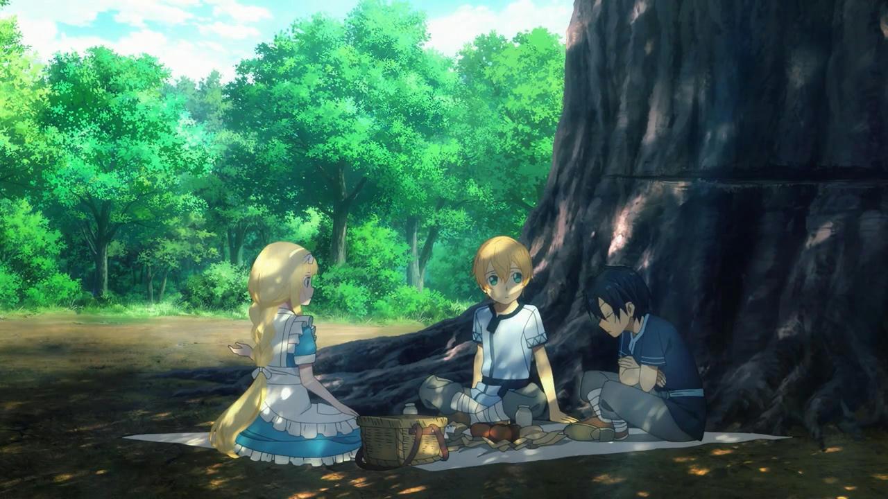 """Underworld"" | Sword Art Online: Alicization"