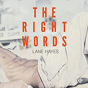 Lane Hayes - The Right Words Cover