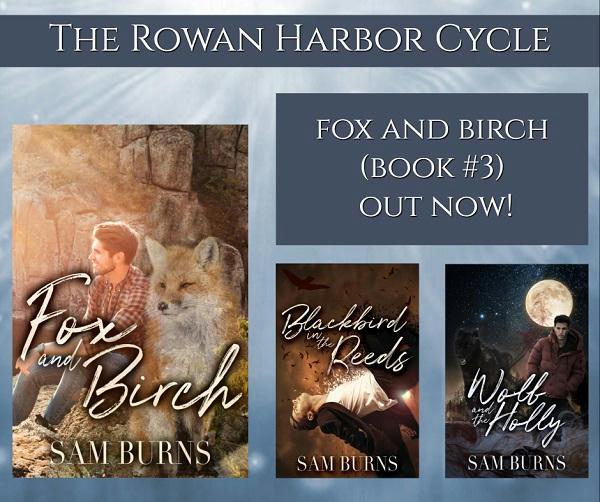 Sam Burns - Fox and Birch Promo