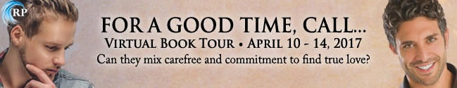Anne Tenino & E.J. Russell - For A Good Time Call Tour Banner