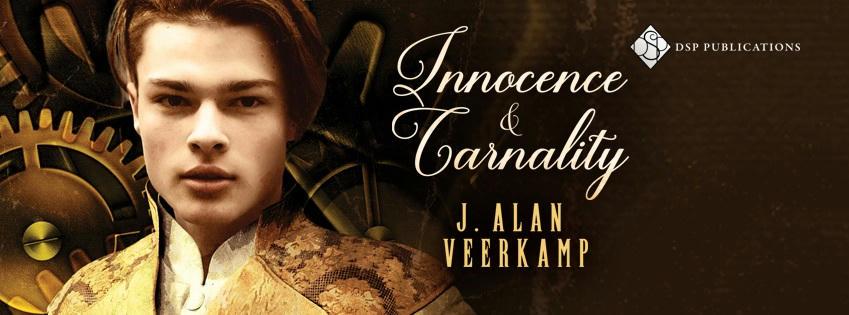 J. Alan Veerkamp - Innocence & Carnality BANNER