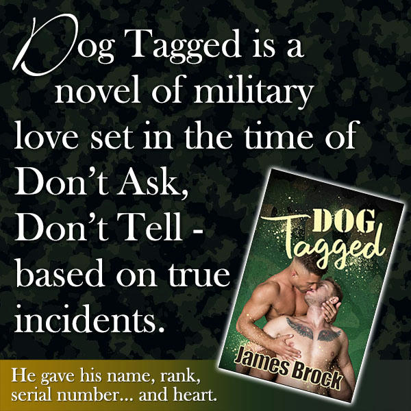 James Brock - Dog Tagged Promo 2