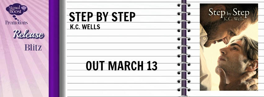 K.C. Wells - Step by Step RB Banner