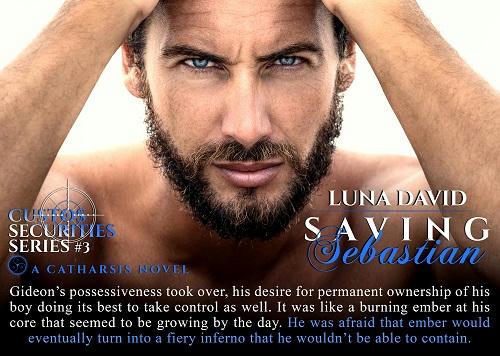 Luna David - Saving Sebastian Quote 3
