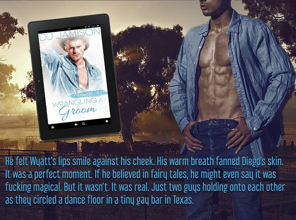 D.J. Jamison - Wrangling the Groom Promo 1