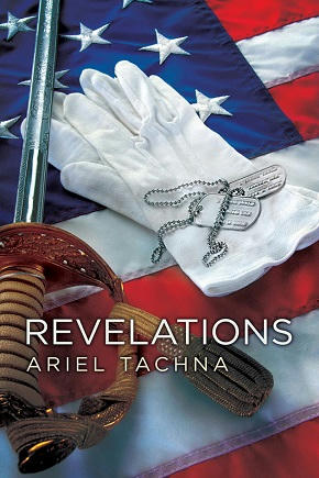 Ariel Tachna - Revelations Cover