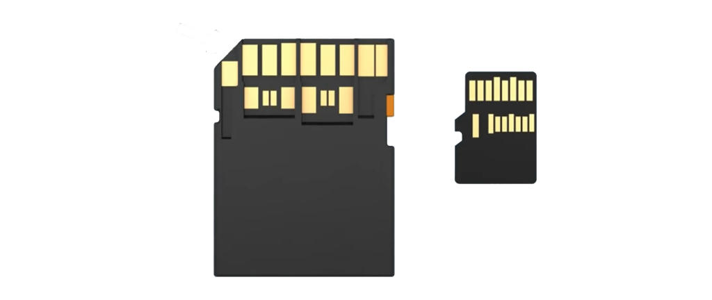 Pin kedua Bus Interface UHS-II dan UHS-III pada SD Card