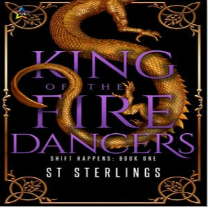 S.T. Sterlings - King of the Fire Dancers Square