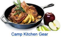 Camp Kitchen Gear