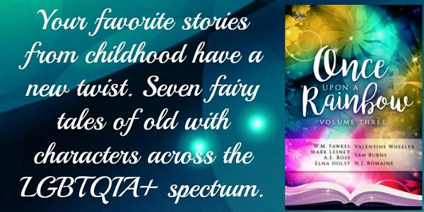 Anthology - Once Upon a Rainbow, Volume Three Teaser Graphic